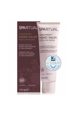 SpaRitual Handprint Hand Salve: orgaaniline taastav kätekreem