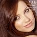 Tumepruunid ja helepruunid juuksed