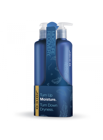 Joico Moisture Recovery 500 ml DUO: intensiivselt niisutav komplekt