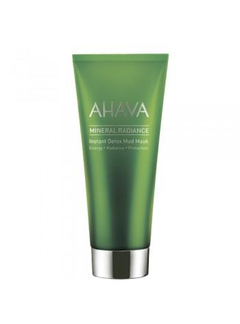 Ahava Mineral Radiance Detox Mask: kohese detox efektiga mask