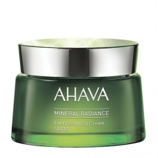 Ahava Mineral Radiance Energizing day cream SPF 15: energiat andev näokreem