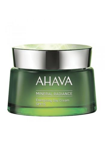 Ahava Mineral Radiance Energizing day cream SPF 15: energiat andev näokreem