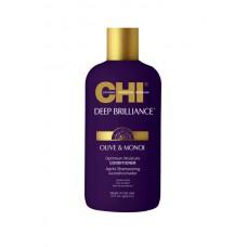 CHI Deep Brilliance Conditioner: monoi-õliga taastav palsam
