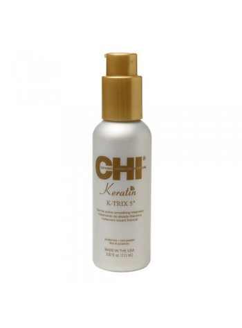 CHI Keratin K-TRIX 5 Smoothing Treatment: silendav hooldustoode