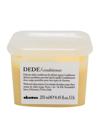 Davines DEDE Conditioner: palsam kõikidele juuksetüüpidele
