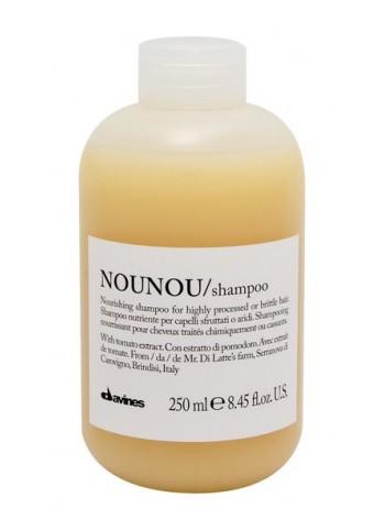 Davines NOUNOU Shampoo: šampoon kahjustatud juustele