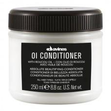 Davines Essential Haircare OI Conditioner: pehmendav juuksepalsam