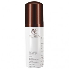 Vita Liberata Fabulous Self Tanning Tinted Mousse: isepruunistav vaht (medium/dark)
