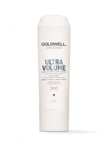 Goldwell DualSenses Ultra Volume Bodifying Conditioner: kerge koostisega kohevust andev palsam