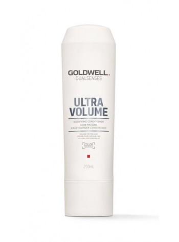 Goldwell DualSenses Ultra Volume Bodifying Conditioner: kerge koostisega kohevust andev palsam