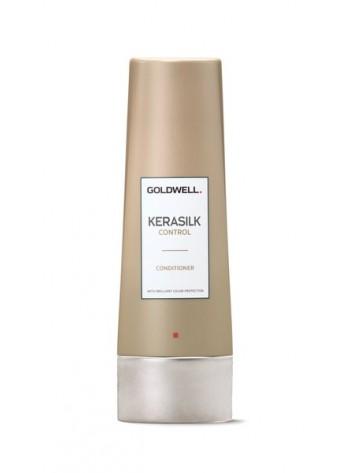 Goldwell Kerasilk Control Conditioner: palsam kuivadele ja tõrksatele juustele