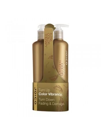 Joico K-Pak Color Therapy DUO: komplekt juuksevärvi kaitsmiseks