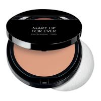 Make Up For Ever Velvet Finish Compact Powder: kerge ja õhuke kompaktpuuder