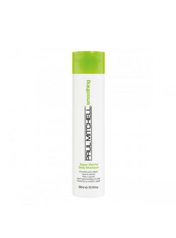 Paul Mitchell Super Skinny Daily Shampoo: siluv šampoon tõrksatele juustele