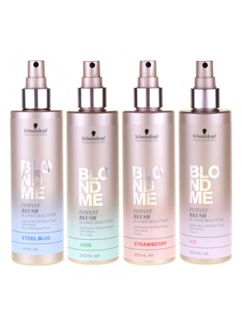 Schwarzkopf Blond Me Instant Blush Blonde Beautifier: värvisprei (värvivalik, 4 tk)