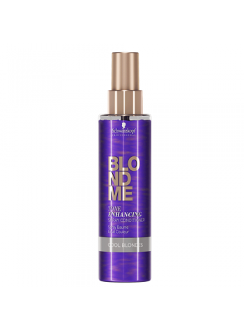 Schwarzkopf Blond Me Tone Enhancing Spray Conditioner Cool Blondes: tooni tugevdav spreipalsam