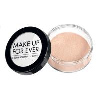 Make Up For Ever Super Matte Loose Powder: ülipeen ja ultra-läbipaistev puuder