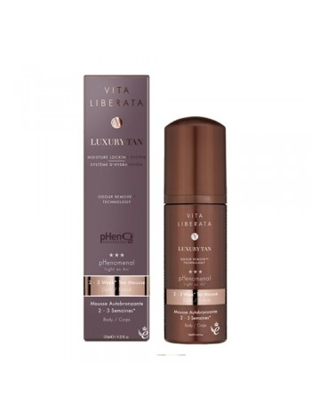 Vita Liberata pHenomenal 2-3 Week Self Tan Mousse: kestab nahal 2-3 nädalat