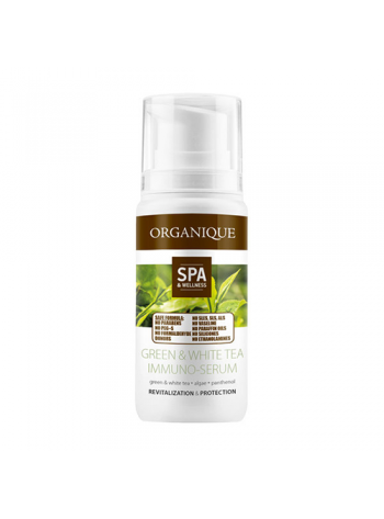 Organique Spa Therapies Green & White Tea Immuno Serum
