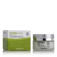Sesderma Factor G Anti-Aging Regenerating Cream: vananemisvastane nahka uuendav kreem, 30+