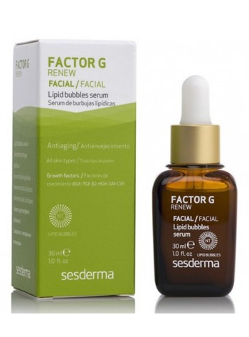 Sesderma Factor G Lipid Bubbles Serum