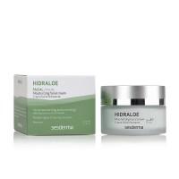 SesDerma Hidraloe Moisturizing Facial Cream: kreem ärritunud ja kahjustatud nahale, 18+