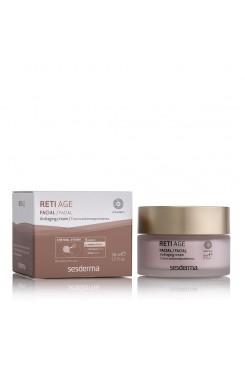Sesderma Reti Age Antiaging Cream: antioksüdatiivse toimega vananemisvastane näokreem 35+