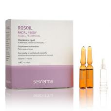 SesDerma Rosoil Mender Rose Hip Oil: nahka taastav õli
