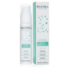 Byothea Revitalizing Face Cream: taastav näokreem ( 8% kooriva omadusega happed)
