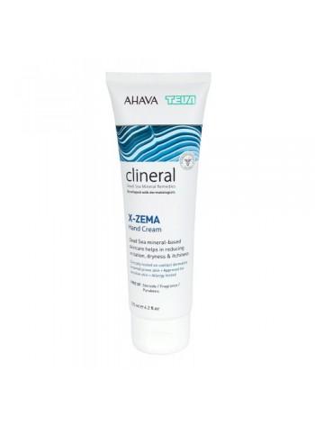 CLINERAL X-ZEM Hand Cream: ekseemivastane kätekreem