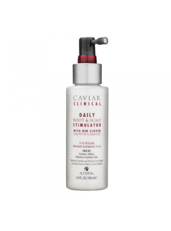 Alterna Caviar Clinical Daily Root & Scalp Stimulator: peanaha vereringet stimuleeriv vitamiinikokteil