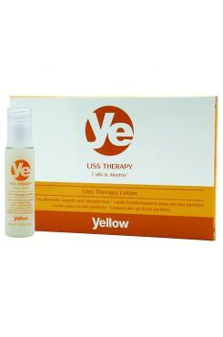 Alfaparf Yellow Liss Therapy: ampullid tugevdamiseks & taastamiseks