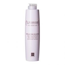 Alter Ego Replumping Shampoo: juuksestruktuuri täitev ja tihendav šampoon