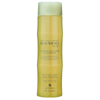 Alterna Bamboo Luminous Shine Shampoo: läiget andev šampoon