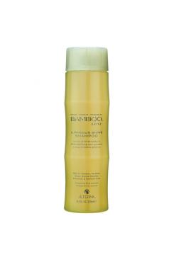 Alterna Bamboo Luminous Shine Shampoo: läiget andev šampoon