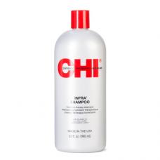 CHI Infra Shampoo: õrnalt puhastav šampoon