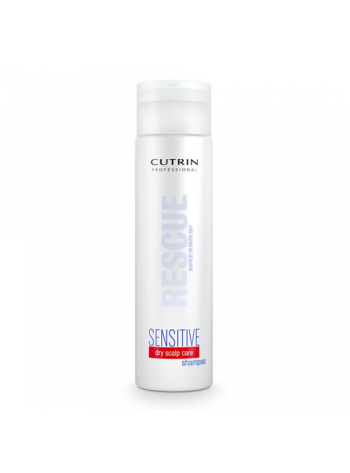 Cutrin Sensitive Rescue Dry Scalp Care Shampoo