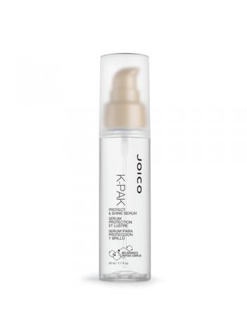 Joico NEW! K-Pak Protect & Shine Serum: läiget andev ja siluv juukseseerum