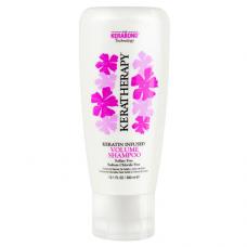 Keratherapy Keratin Infused Volume Shampoo: volüümišampoon kookosõliga ja keratiiniga