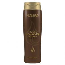 Lanza Keratin Healing Oil Shampoo: luksuslikult juukseid tervendav šampoon