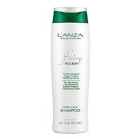 Lanza Healing Nourish Stimulating Shampoo: toitev šampoon hõrenevatele juustele