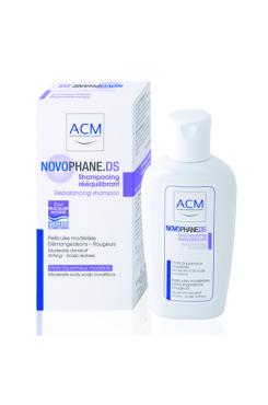 Novophane.DS Rebalancing Shampoo: šampoon mõõduka kõõma puhul