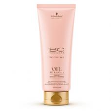 Schwarzkopf Miracle Rose Oil-In-Shampoo: roosiõli šampoon stressis juustele