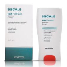 Sesderma Sebovalis Treatment Shampoo: šampoon seborrea ja kõõma hoolduseks
