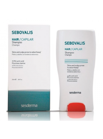 Sesderma Sebovalis Treatment Shampoo