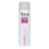 Tahe Botanic Tricology Volume Shampoo: kohevust andev šampoon rasustele juustele