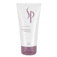 Wella SP Clear Scalp Shampeeling: kõõmavastane kooriv šampoon