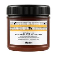 Davines NaturalTech Nourishing Hair Building Pak: restruktureeriv mask kahjustatud juustele