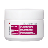 Goldwell DualSenses Color Extra Rich 60sec Treatment: intensiivhooldus värvitud juustele