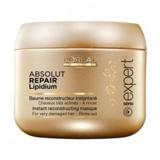 L'oréal Professionnel Absolut Repair Lipidium Masque:  mask rikutud juustele